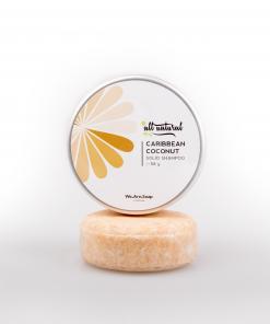 Caribbean Coconut Solid Shampoo