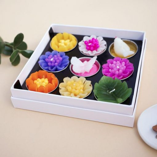 Blossom Scented Tealight Collection