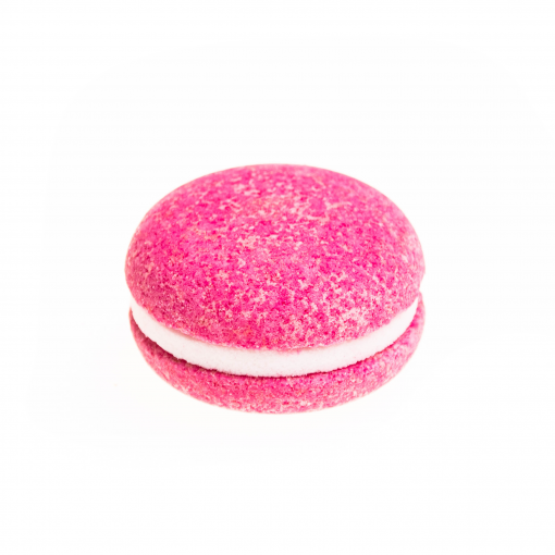 Powerful Cranberry Bath Macaroon