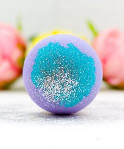 Sky Blue XL Bath Bomb