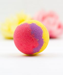Freesia Flower Bath Bomb
