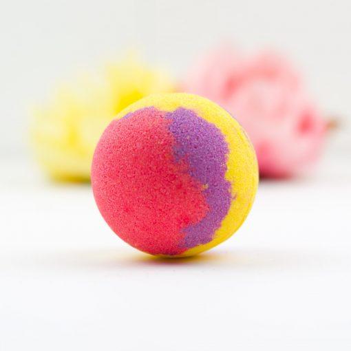 Freesia Flower Bath Bomb