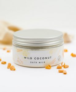 Caribbean Coconut Bath Milk
