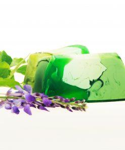 Green Patchouli Luxury Soap Bar