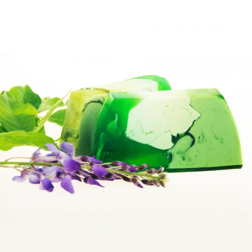 Green Patchouli Luxury Soap Bar