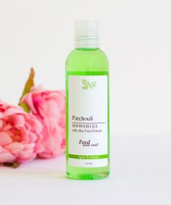 Green Patchouli Shower Gel