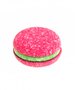 Energizing Red Grape Bath Macaroon