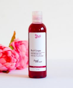 Energizing Red Grape Shower Gel