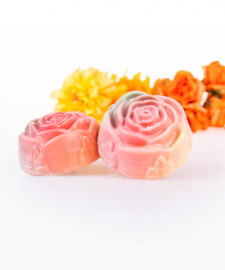 Spring Flower Luxury Soap Rose