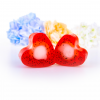 Strawberry Kiss Luxury Soap Heart