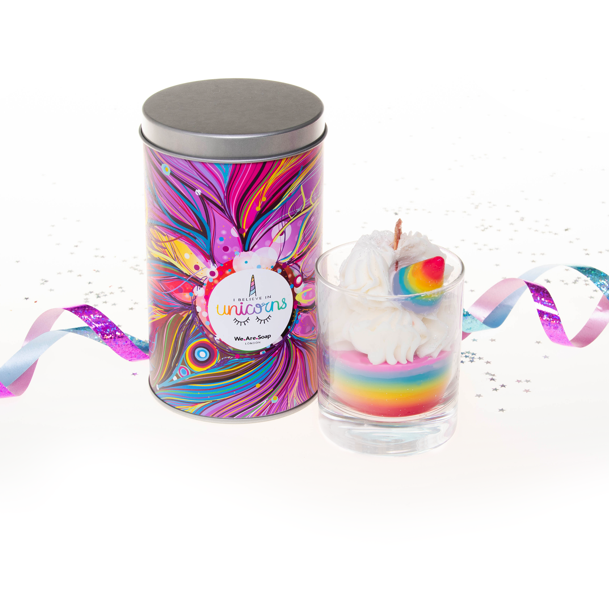 Unicorn Artisan Candle