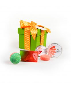Fruit explosion gift box