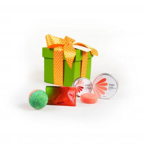 Fruit explosion gift box